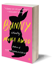 Bunny: A Novel Cover
