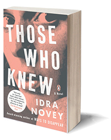 Those Who Knew: A Novel Cover
