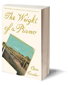 The Weight of a Piano: A novel Cover