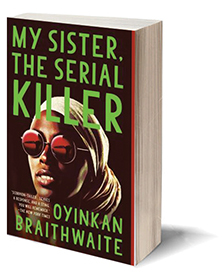 My Sister, the Serial Killer: A Novel Cover