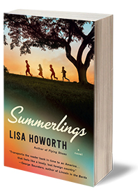 Summerlings: A Novel Cover