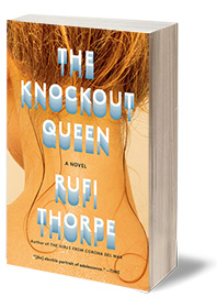 The Knockout Queen: A novel (Vintage Contemporaries) Cover
