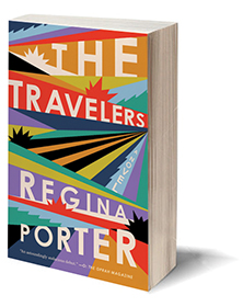 The Travelers: A Novel Cover