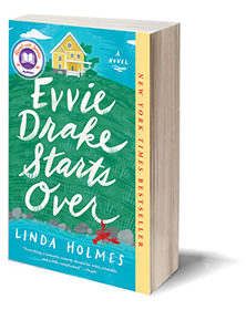 Evvie Drake Starts Over: A Novel Cover