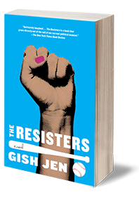 The Resisters: A novel (Vintage Contemporaries) Cover