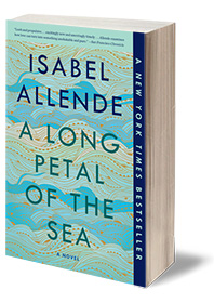 A Long Petal of the Sea: A Novel Cover