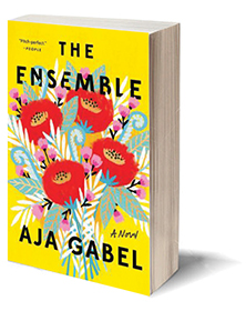 The Ensemble: A Novel Cover