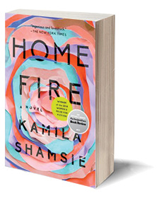 Home Fire: A Novel Cover