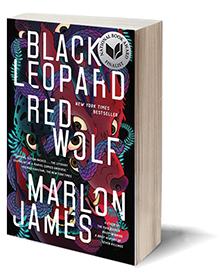 Black Leopard, Red Wolf (The Dark Star Trilogy #1) Cover