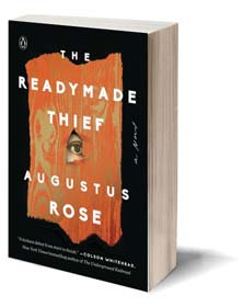 The Readymade Thief Cover