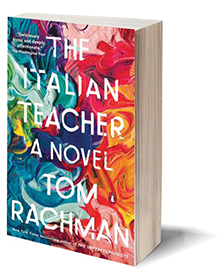 The Italian Teacher: A Novel Cover