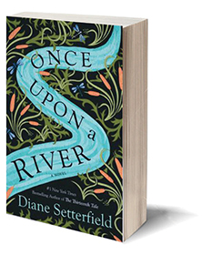 Once Upon a River: A Novel Cover