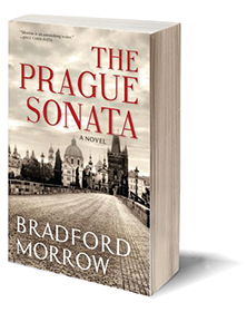 The Prague Sonata Cover