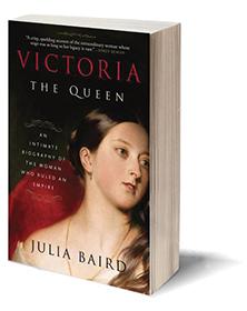 Victoria: The Queen: An Intimate Biography of the Woman Who Ruled an Empire Cover