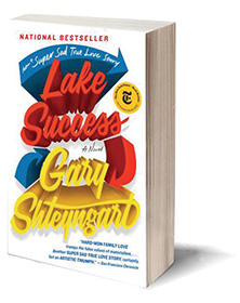 Lake Success: A Novel Cover