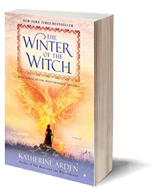 The Winter of the Witch: A Novel (Winternight Trilogy #3) Cover