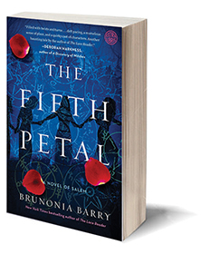 The Fifth Petal: A Novel of Salem Cover