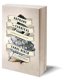 Orphans of the Carnival Cover