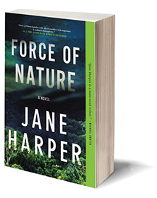 Force of Nature: A Novel Cover