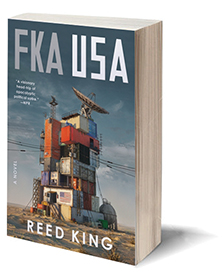 FKA USA: A Novel Cover