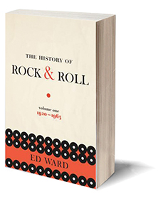 The History of Rock & Roll, Volume 1: 1920-1963 Cover