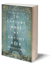 To Capture What We Cannot Keep Cover