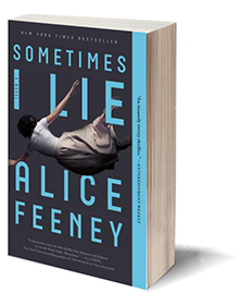 Sometimes I Lie: A Novel Cover
