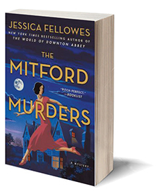 The Mitford Murders: A Mystery Cover