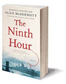 The Ninth Hour: A Novel Cover