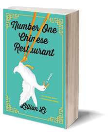 Number One Chinese Restaurant: A Novel Cover