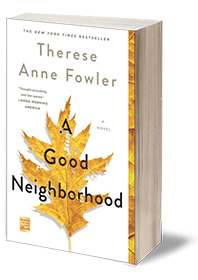 A Good Neighborhood: A Novel Cover