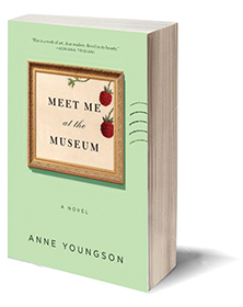 Meet Me at the Museum: A Novel Cover