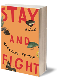 Stay and Fight: A Novel Cover