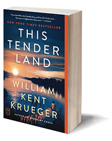This Tender Land: A Novel Cover