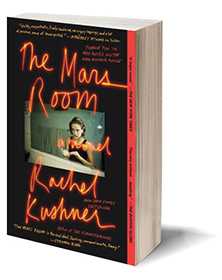 The Mars Room: A Novel Cover