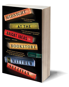Midnight at the Bright Ideas Bookstore Cover