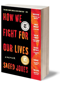 How We Fight for Our Lives: A Memoir Cover