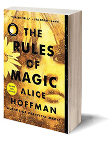 The Rules of Magic (Practical Magic #1) Cover