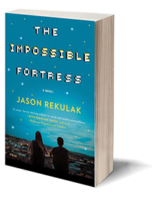 The Impossible Fortress Cover