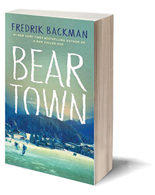 Beartown Cover