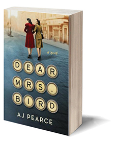 Dear Mrs. Bird: A Novel Cover