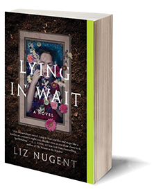 Lying in Wait: A Novel Cover