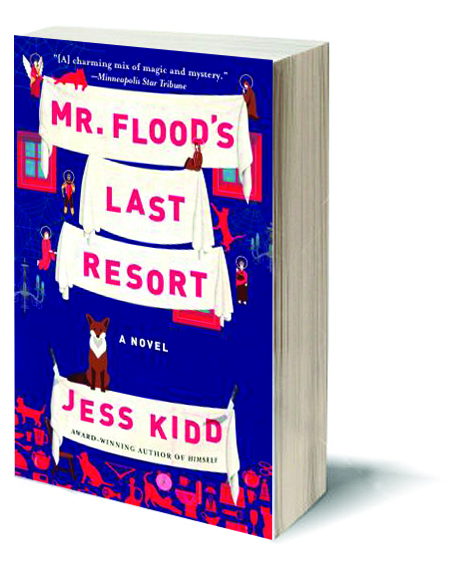 Mr. Flood's Last Resort: A Novel Cover