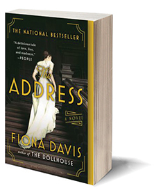 The Address Cover