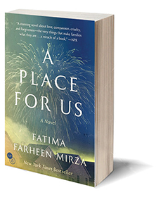 A Place For Us : A novel Cover