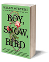 Boy, Snow, Bird Cover