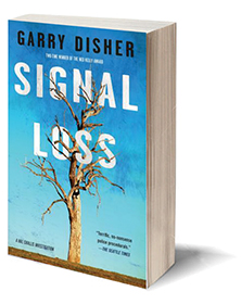 Signal Loss (A Hal Challis Investigation #7) Cover