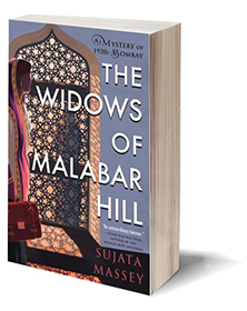 The Widows of Malabar Hill (A Mystery of 1920s India #1) Cover