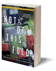 Not of This Fold (A Linda Wallheim Mystery #4) Cover