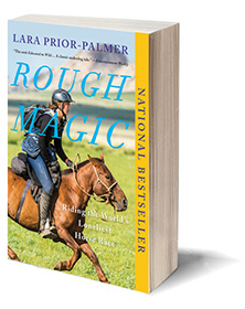 Rough Magic: Riding the World's Loneliest Horse Race Cover